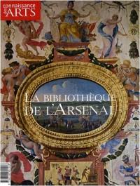 Connaissance des Arts, Hors-série N° 385 : La bibliothèque de l'Arsenal