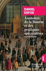 Anatomie de la Bourse et des pratiques spéculatives [Poche]
