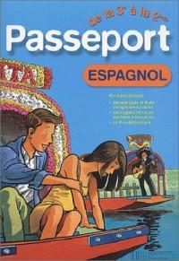 Passeport : Espagnol, de la 3e à la 2de - 14-15 ans (+ corrigé)
