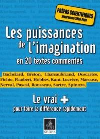 Les puissances de l'imagination en 20 textes commentés : Le vrai + pour faire la différence rapidement