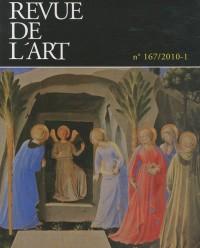 Revue de l'art, N° 167/2010-1 :