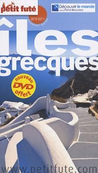Le Petit Futé Iles grecques 2010 (1DVD)