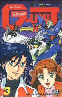 Gundam Wing G-Unit, tome 3