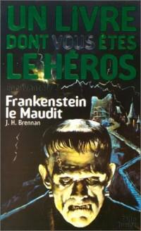 Epouvante ! tome 2 : Frankenstein le maudit