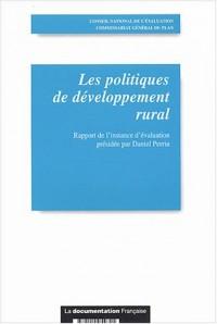 Les politiques de développement rural