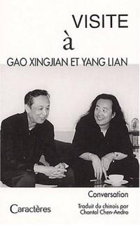 Visite à Gao Xingjian et Yang Lian : Conversation