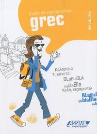 Le Grec de poche : Guide de conversation grec