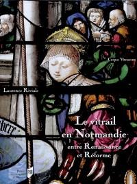 Le vitrail en Normandie