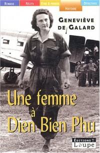 Une femme à Diên Biên Phu (grands caractères)