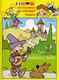 Les Châteaux Forts - COLORIAGES GISSEROT