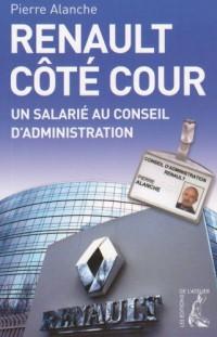 Renault Côté Cour : Un salarié au conseil d'administration