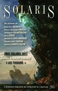 Revue Solaris numéro 203