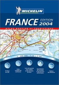 Atlas routiers : France, N° 99 (A4 relié)
