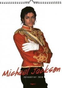 Calendrier Mural Michael Jackson 2010