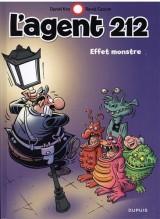L'agent 212, Tome 18 : Effet monstre
