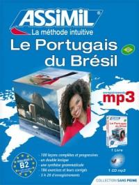 Le portugais du Brésil (1CD audio MP3)
