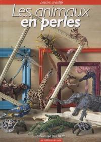 Les animaux en perles