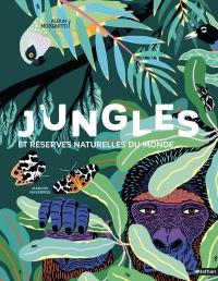 Le grand livre des jungles - Dès 5 ans