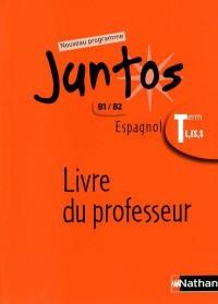 Juntos Terminale Professeur 2012
