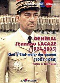 Général Jeannou LACAZE