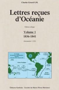 Lettres Recues d'Oceanie - 9 Volumes + un Index