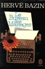Le Bureau des Mariages