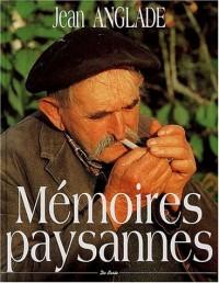 Mémoires paysannes