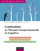 L'entretien en thérapie comportementale et cognitive [Poche]