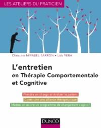 L'entretien en thérapie comportementale et cognitive - 4e éd.