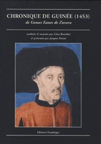 La chronique de Guinée (1453)