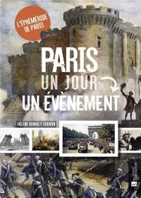 Paris : Un jour, un évènement