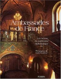 Ambassades de France, tome 2