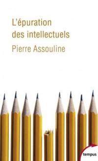 L'épuration des intellectuels