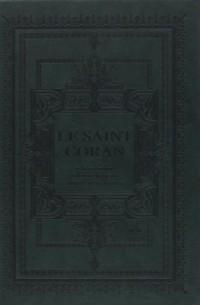 Coran Bilingue Cuir Sans Dorure (14 X 21)