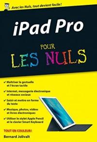 iPad Pro pour les Nuls