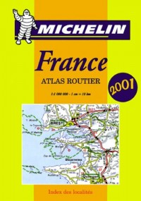 Michelin 2003 Atlas Routier France