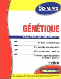 Génétique : Rappels de cours et 450 exercices corrigés