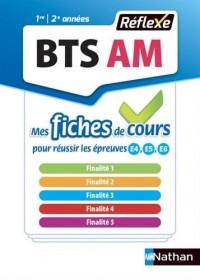 Fiches BTS Assistant de manager 1re et 2e année : Finalités 1-2-3-4-5