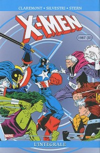 X-Men l'Intégrale : 1987 : Tome 2