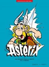 100 images d'Astérix et Obelix pour la liberté de la presse