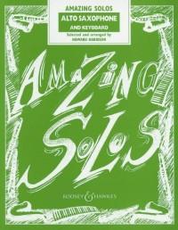 Amazing Solos Alto Sax