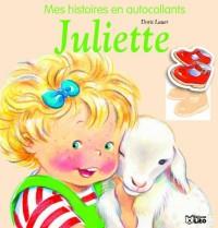 Mes Histoires en Autocollants Juliette a la Ferme - Dès 3 ans