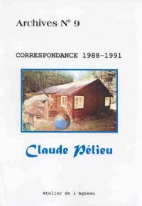 Correspondance 1988-1992