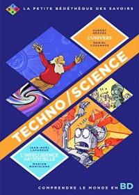 Techno/Science : Pack en 2 volumes : L'intelligence artificielle ; L'univers