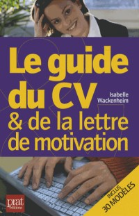 Guide du Cv et de la Lettre de Motivation