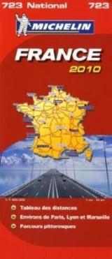 France : 1/1000 000, Format livret