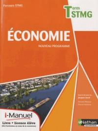Économie  Term  Stmg  (Parcours Stmg)  Licence Numerique Eleve  I-Manuel+Ouvrage Papier