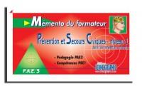 Mémento du Formateur Prévention & Secours Civiques - Niveau 1