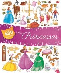 400 Autocollants 2/Princesses