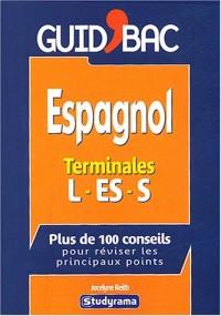 Espagnol terminales L, ES, S